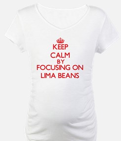 Keep Calm by focusing on Lima Be Shirt