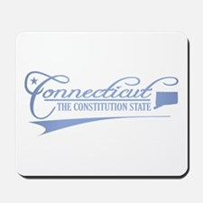 Connecticut State of Mine Mousepad