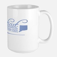 Connecticut State of Mine Mugs
