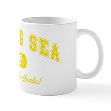 Bering Sea Home of the Crabs! Yellow Coffee Mug