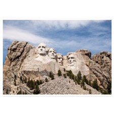Mount Rushmore Invitations