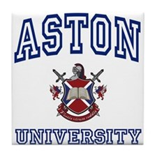 ASTON University Tile Coaster