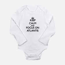 Keep Calm by focusing on Atlantis Body Suit