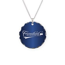 Connecticut State of Mine Necklace