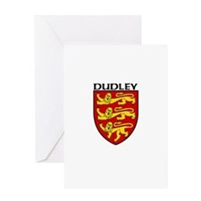Unique Dudley Greeting Card