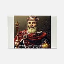 Charlemagne 2nd Language Magnets