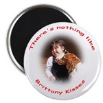 Brittany Kisses Series II Magnet