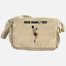 Custom Soccer Goalie Messenger Bag