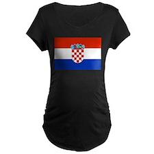 Unique Croatia T-Shirt