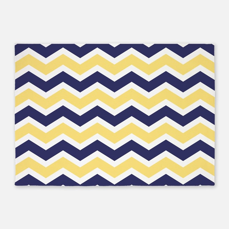 Navy Yellow Chevron Bedding Navy Yellow Chevron Duvet