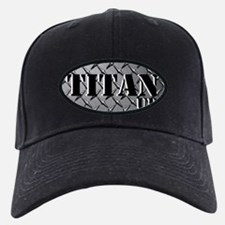 Titan Up Diamond Plate Baseball Hat