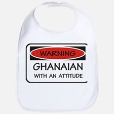 Attitude Ghanaian Bib