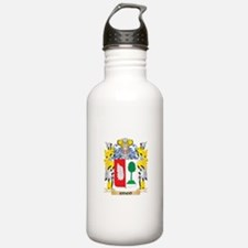 Cisco Coat of Arms - F Water Bottle
