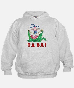Court Jester and Dragon Hoodie