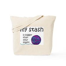 Stash Tote Bag