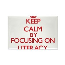 Keep Calm by focusing on Literacy Magnets