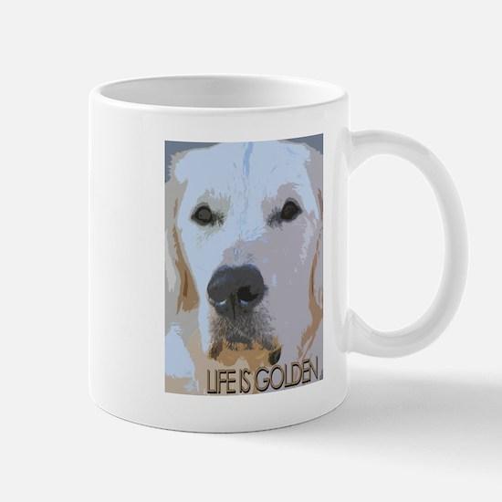 Life is Golden Mug