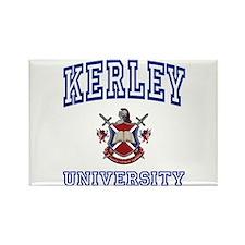 KERLEY University Rectangle Magnet