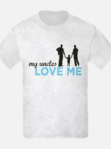 MY Uncles Love Me T-Shirt