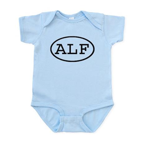ALF Oval Infant Bodysuit