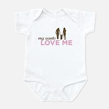 Aunt Infant Bodysuit