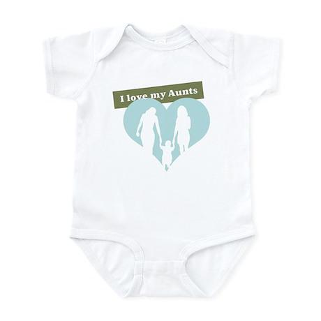 Aunt Love Infant Bodysuit