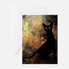 Urban Cats Greeting Cards (6)