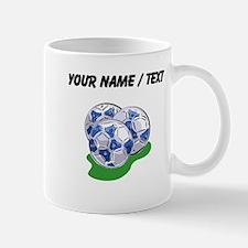 Custom Soccer Balls Mugs