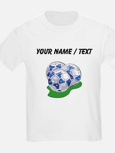 Custom Soccer Balls T-Shirt