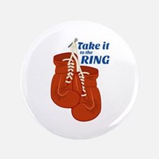 "Take it To The RINK 3.5"" Button"