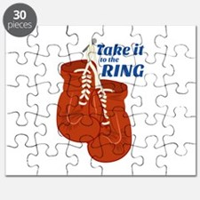 Take it To The RINK Puzzle