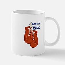 Take it To The RINK Mugs