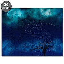 Blue Moon Night Puzzle