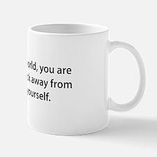 One Click Away Mug