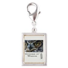 Goddess Of Wisdom Owl Eyes.jpg Charms