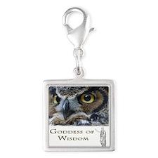 Goddess Of Wisdom Owl Eyes.jpg Charms
