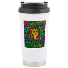 Funny Iconography Travel Mug