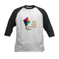 Kite Season Baseball Jersey
