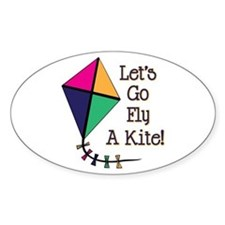 Fly a Kite Decal