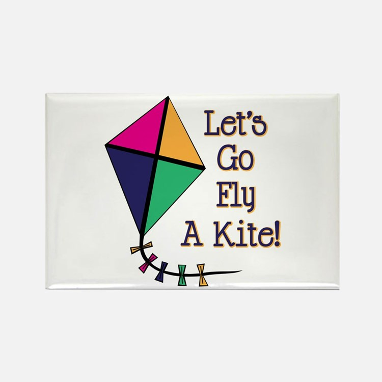 Fly a Kite Magnets