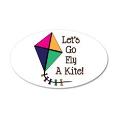 Fly a Kite Wall Decal