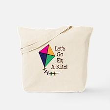 Fly a Kite Tote Bag