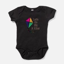 Fly a Kite Baby Bodysuit