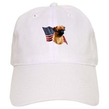 Brussels Flag Baseball Cap