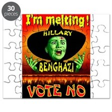 HILLARY WITCH Puzzle