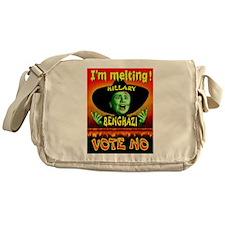 HILLARY WITCH Messenger Bag