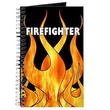 Firefighting Flames Journal