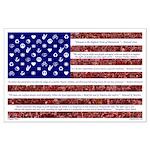Progressive's American Flag 23x35 poster