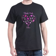 Think Pink, Believe T-Shirt