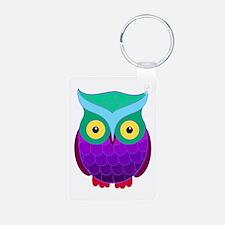 Mr Owl Keychains